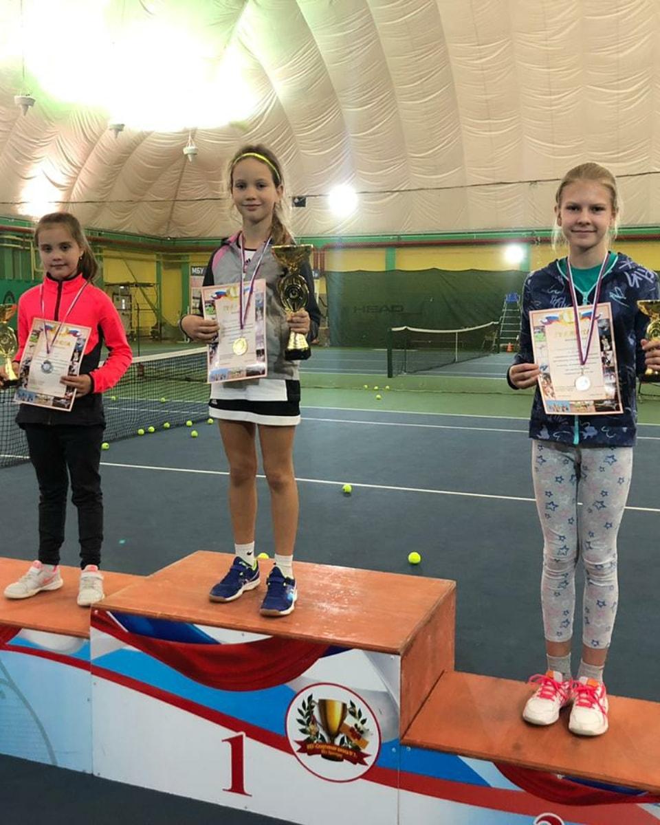 Соревнования муниципального образования город Краснодар «Классификационный турнир» по теннису