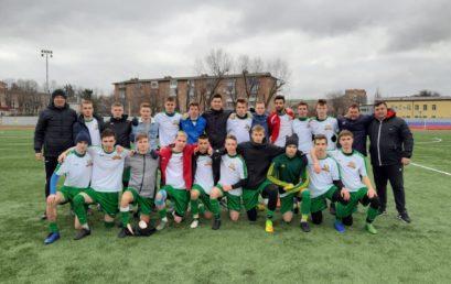 Зимний чемпионат города Краснодар среди взрослых команд
