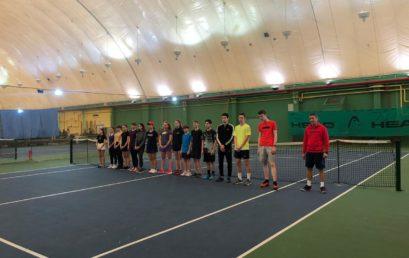 Открытие первенства муниципального образования город Краснодар по теннису