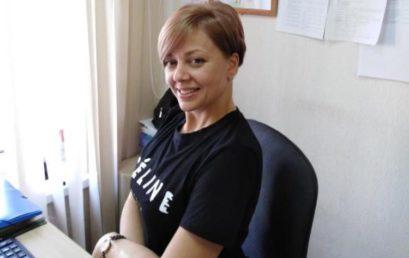 Сегодня отмечает свой день рождения экономист МБУ «СШ №7» МОГК — Панайотиди Елена Ивановна!