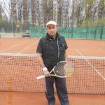 Сегодня свой день рождения отмечает тренер по теннису МБУ СШ №7 МОГК — Мирсагатов Владимир Вильевич!