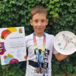 С 23 по 29 августа 2021 г. в г. Краснодар прошёл Турнир на призы спортбазы «Сибирь» по теннису Первенства РТТ (9-10лет)