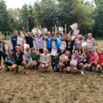 В рамках празднования Дня физкультурника, 14 августа 2021 года в парке «Солнечный Остров» состоялись чемпионат и первенство муниципального образования город Краснодар по пляжному теннису