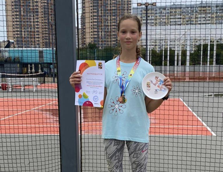 Турнир РТТ по теннису Осенний кубок г. Краснодара