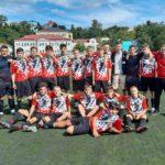 В период с 2 по 6 сентября 2021 г. в г.Туапсе проходил финальный этап первенства Краснодарского края по футболу среди юношей 2004 г.р.