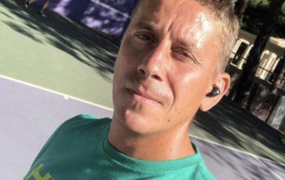 Сегодня свой день рождения отмечает тренер по теннису МБУ СШ7 МОГК — Авдонин Дмитрий Владимирович!